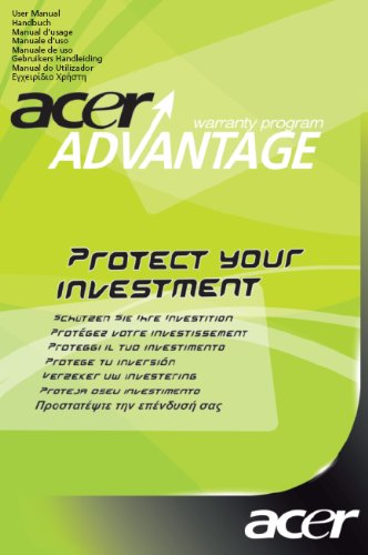 Acer Advantage 5 Jahre Vor-Ort-Service NBD inkl. 1.Jahr ITW1 Fuer TravelMate & Extensa Virtual Booklet (P)