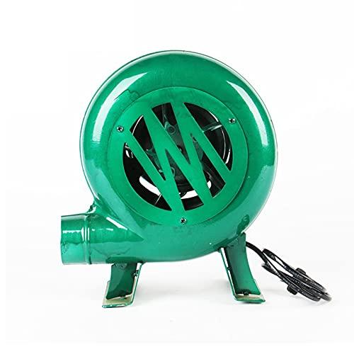 LLYLA Ventilador centrífugo para barbacoas, Velocidad Variable, Ventilador de forja Blacksmith, iniciador de Chimenea de carbón, para Acampar/Picnic/Actividades al Aire Libre 100 W