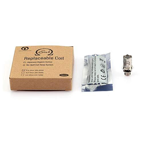 Innokin iSub Coil 0.2 Ohm (Packung von 5) Enthält Kein Nikotin