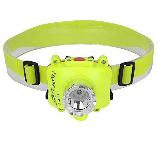 SKYEI GUIDATO Headlamp Impermeabile 3200lm T6 4 modalità Subacquea Nuoto a LED Faro subacqueo Faro di Pesca Lampada da Pesca a LED Torcia elettrica