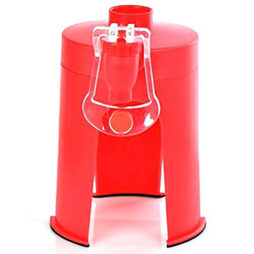 SODIAL Le Type Mini De Pression en Plastique A Inversé La Pompe De Bouteille De Coke De Fontaine d'eau Potable Au Distributeur d'eau Potable