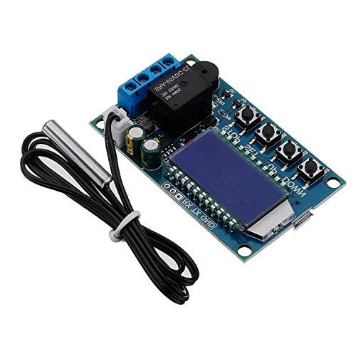 GUTES PRODUKT 2019 Digitaler Thermostat Heizung Kälte Temperaturschalter Temperaturregler Modul LDTR-WG0248