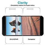 SNUNGPHIR [3 pièces] Xiaomi Mi A1 Verre Trempé Xiaomi Mi A1 Film Protection d'Ecran, Dureté 9H,...