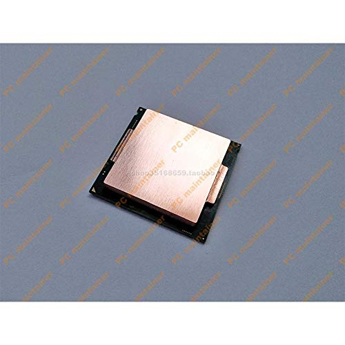 Price comparison product image Cpu Pure Copper Top Cover CPU Cooler 3770k 4790k 6700k7700k 8700k 1151 Interface Open Cover Protector
