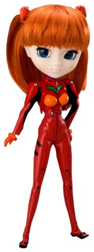 Neon Genesis Evangelion Pullip Fashion Doll - Asuka Langley