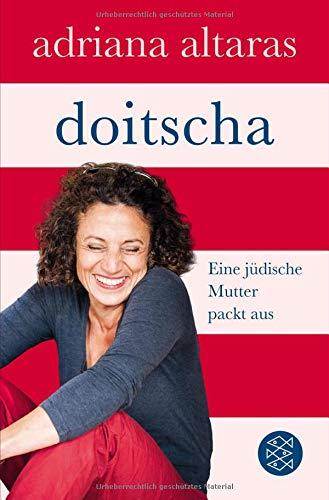 Buchseite und Rezensionen zu 'Doitscha: Eine jüdische Mutter packt aus' von Adriana Altaras