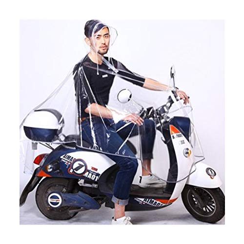 Poncho impermeable que se puede reutilizar ropa de lluvia, poncho de bicicleta...
