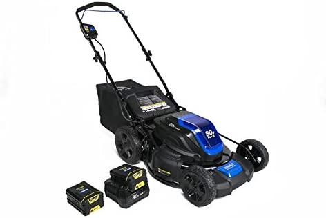 Kobalt 80-Volt Electric Lawn Mower with Mulching Capability