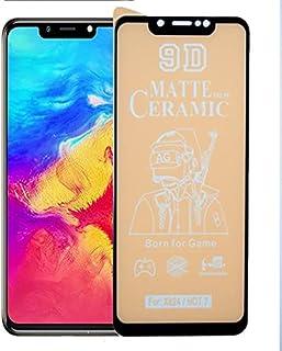 اسكرين واقي شاشة نانو سيراميك من 9D ضد البصمة والكسر لهاتف انفنكس هوت 7 - x624