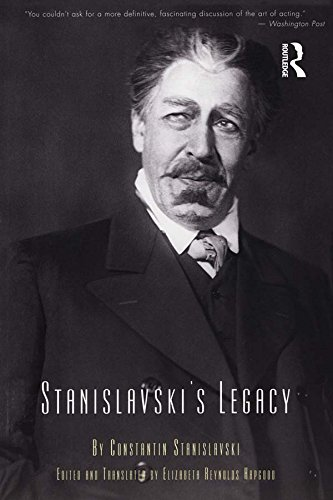 Stanislavski's Legacy (English Edition)