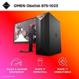 Compare technical specifications of OMEN by HP Obelisk (5QB56AA#ABA)