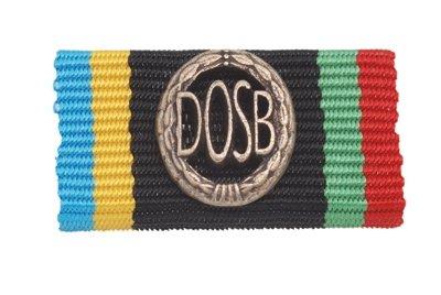 Weitere... Bandschnalle DOSB-Sportabzeichen Bronze