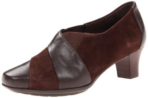 Aravon Women's Heels, Brown, 5.5