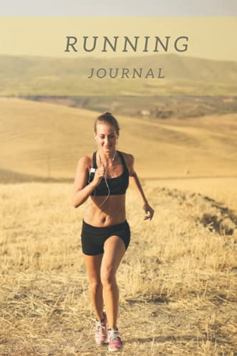 Running Log Book Weekly Planner Jogging Journal - Calendar, Goals, Results, Races - Get On The Right Track (Running Log Books)