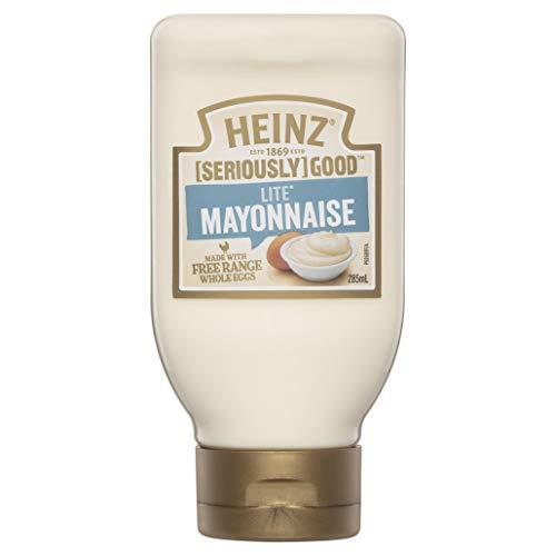 Heinz Seriously Good Light Mayonnaise, 285ml