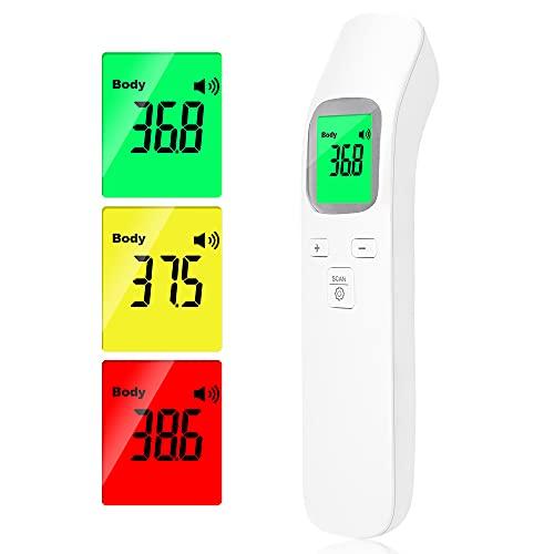 Termometro Infrarossi Termometro Digitale Allarme Temperatura Elevata Multifunzione 4 In 1