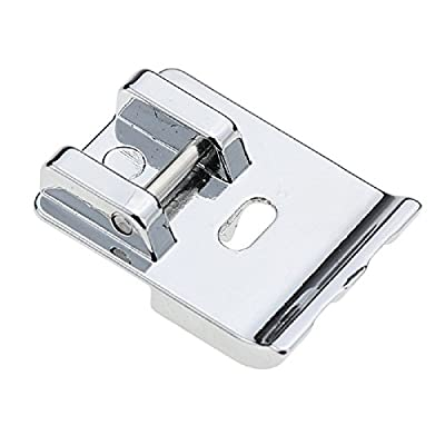 TFBOY Piping Sewing Machine Presser Foot - Fits All Low Shank Snap-On Singer, Brother, Babylock, Euro-Pro, Janome, Kenmore, White, Juki, New Home, Simplicity, Elna and More! by TFBOY