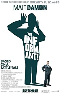 Best the informant movie poster Reviews