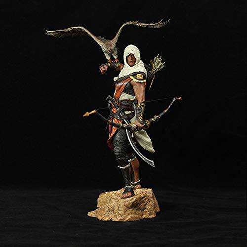 Bosi General Merchandise Assassins Creed, Herkunft, Bayek, bewegliches Modell, PVC, Sammlermodell, Spielzeuggeschenk