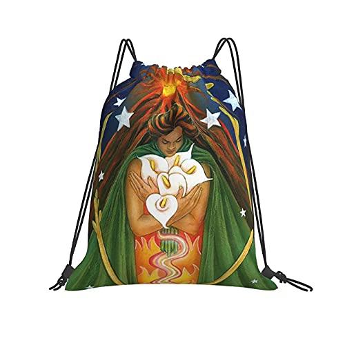 La Carta de Star Tarot Drawstring Bapa mdash; Bolsa de Gimnasia, Sports Bapa (Unisex), cordón Poet Sapa Durable Woven Drawstring,