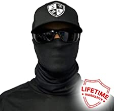 S A 1 Face Shield Tactical Black Face Shield for Men and Face Shields for Women