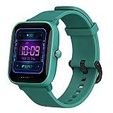 Amazfit Bip U Pro Smart Watch Reloj Inteligente con GPS Incorporado 60+ Modos Deportivos 5 ATM Fitness Tracker Oxígeno en Sangre Frecuencia cardíaca Monitor de sueño1.43 Pantalla táctil