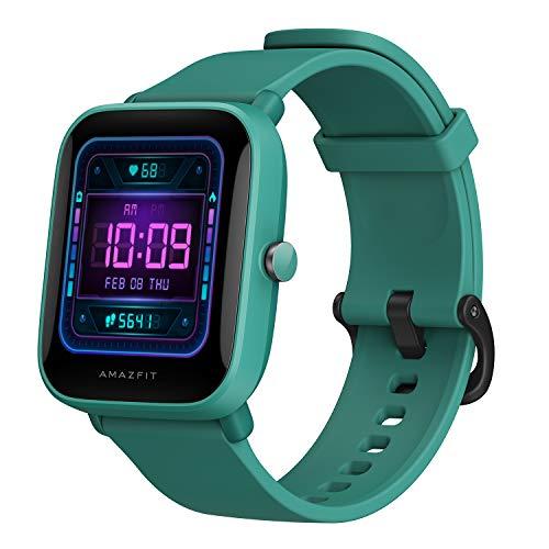 Amazfit Bip U Pro Reloj Inteligente con GPS 60+...
