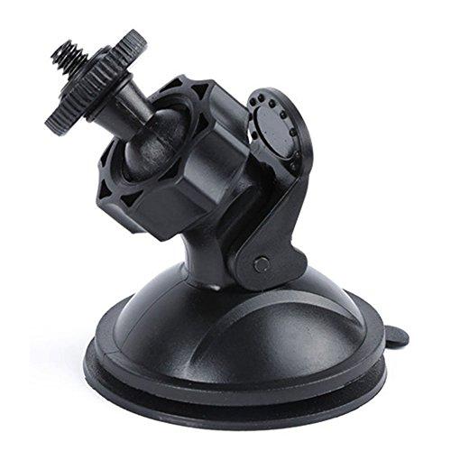 SODIAL(R) Auto Windschutzscheibe Saugnapf Halterung fuer Mobius Action Cam Autoschluessel Kamera