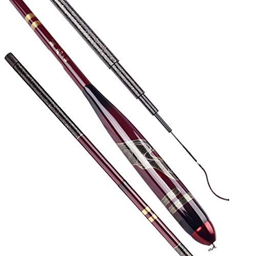 Caña de Pescar y Carrete Crucian carpa Rod ultra-luz ultra-fino Ultra-dura ultrafina de la mano caña de pescar varilla telescópica caña de pescar Conjunto de caña de Pescar ( Size : 3.0meters )