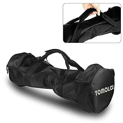 "TOMOLOO Self-Balancing Scooter Carrying Handbag Backpack Bag for 6.5"" Two-Wheel Hover Electric Skate Board Smart Balancing Scooters Storage Mesh Pocket Bag"