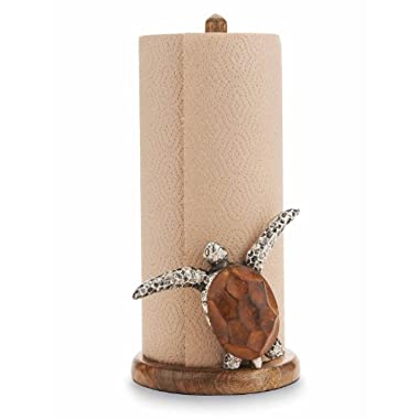 Mud Pie Turtle Paper Towel Holder