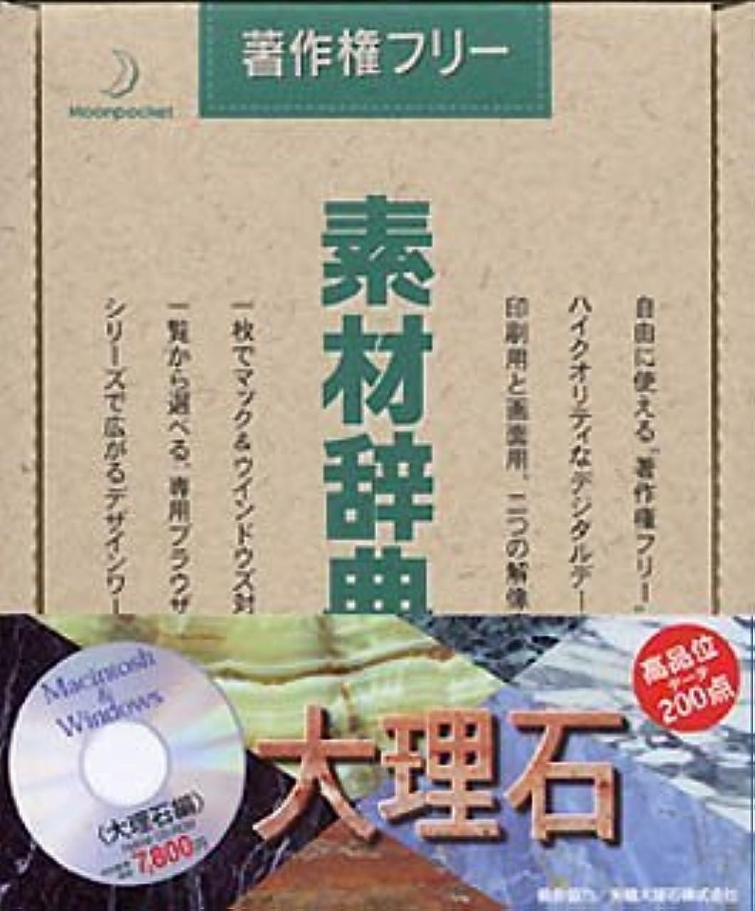 不合格飲み込む狂人素材辞典 Vol.24 大理石編