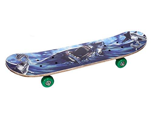 Klapp Skateboard, Colour may be Vary (Small)