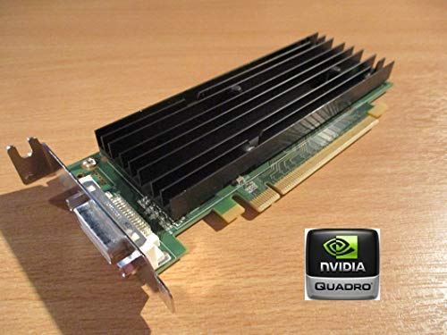 First4GraphicCards HP 454319-001 nVidia Quadro NVS 290 - Tarjeta gráfica PCI Express x16 de Doble Pantalla