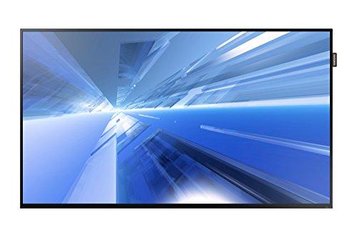 Samsung DC43J Digital Signage Flat Panel 43Zoll LED Full HD Schwarz - Signage-Displays (109,2 cm (43 Zoll), LED, 1920 x 1080 Pixel, 350 cd/m², Full HD, 8 ms)