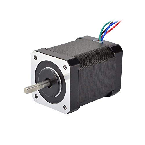 Printer Accessories Nema 17 Stepper Motor 65Ncm(92oz.in) 60mm 2.1A 4-Lead Nema17 Motor 42BYGH Stepper for 3D Printer CNC XYZ Motor 3D Printing Accessories