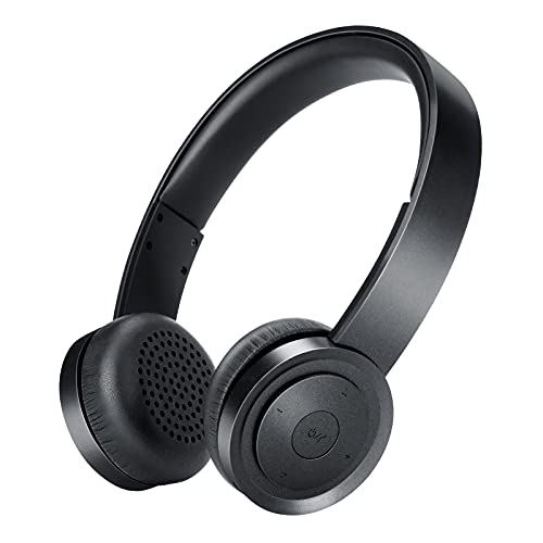 luetooth Headphones,Tuinyo Wireless Headphones Over Ear with Microphone, Foldable & Lightweight Stereo Wireless Headset for Travel Work TV PC Cellphone -Grey