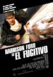 The Fugitive – Harrison Ford – Spanish Wall Poster