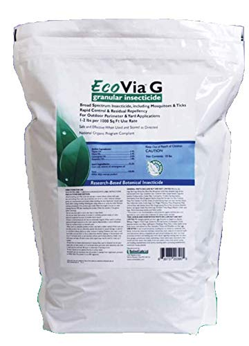Rockwell Labs EVGI010 EcoVia G Granular Insecticide