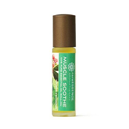 rareEARTH Aromatherapy Roll-On, Muscle Soothe