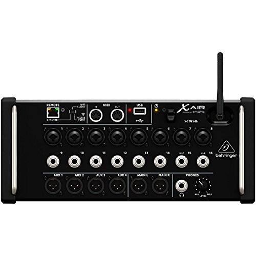 Behringer X AIR XR16 Digital Rackmount Mixer