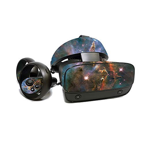 MightySkins Skin for Oculus Rift S - Eagle Nebula   Protective, Durable, and Unique Vinyl Decal Wrap Cover   Easy to Apply, Remove, and Change Styles   Made in The USA