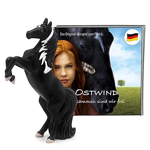 tonies Hörfigur für Toniebox, Ostwind – Das Filmhörspiel, Hörspiel für Kinder ab 8 Jahren, Spielzeit ca. 80 Minuten