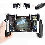 K99 Botón FPS Juego para móvil de Disparo para el botón del Controlador de teléfono PUBG/Cuchillos/Supervivencia Reglas iOS Andriod móvil L1R1 Tirador Disparo de gatillo