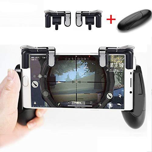 K99 FPS Handy Spiel Trigger-Taste für PUBG/Messer/Survival Regeln IOS Andriod Handy-Controller L1R1 Shooter Trigger-Feuer-Knopf