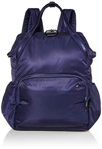 PacSafe Women's Citysafe CX 17L Anti Theft Backpack-Fits 13 inch Laptop, Nightfall, One Size