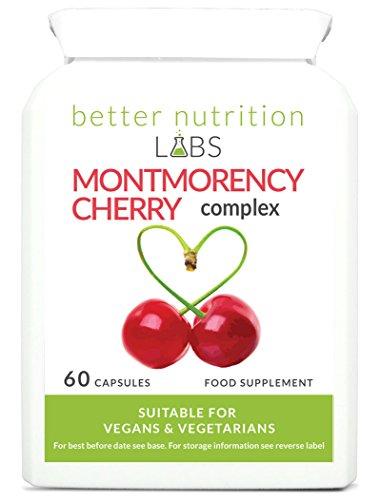 Montmorency Cherry Complex (Sauerkirschen) - Montmorency Sauerkischen und Rote Beete Saft - Better Nutrition Labs