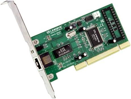 Cisco-Linksys by Cisco LNE100TX EtherFast 10/100 LAN Card