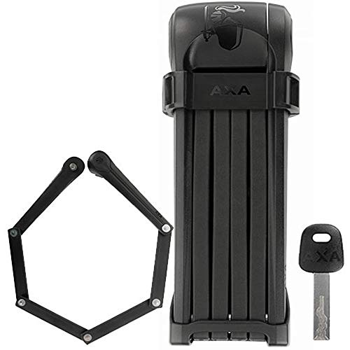 AXA. Faltschloss Fold Pro 100cm schwarz Fahrrad