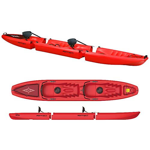 POINT 65 Kayak Desmontable Falcon Tandem N